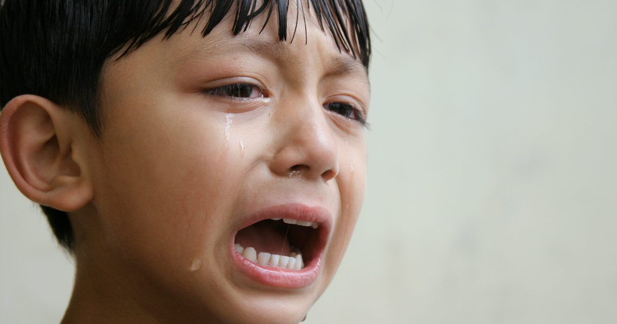 Dear society: kids cry, deal with it. Dear parents: kids cry, stop bringing them to grown-up movies