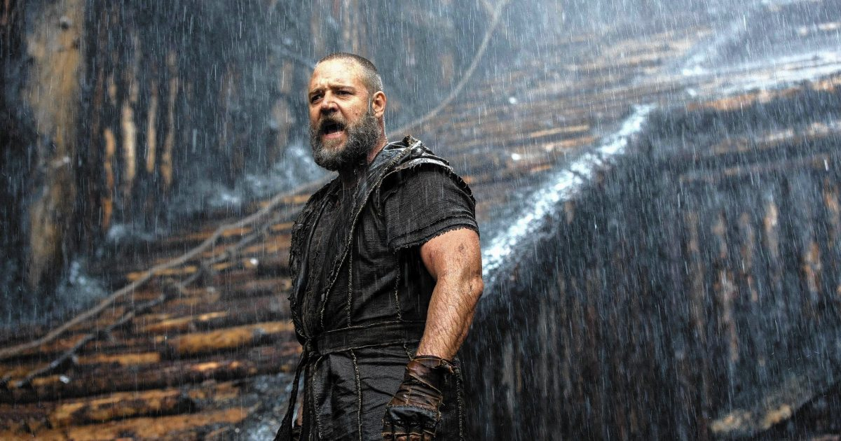 I'm a Christian and I think 'Noah' deserves a four star review