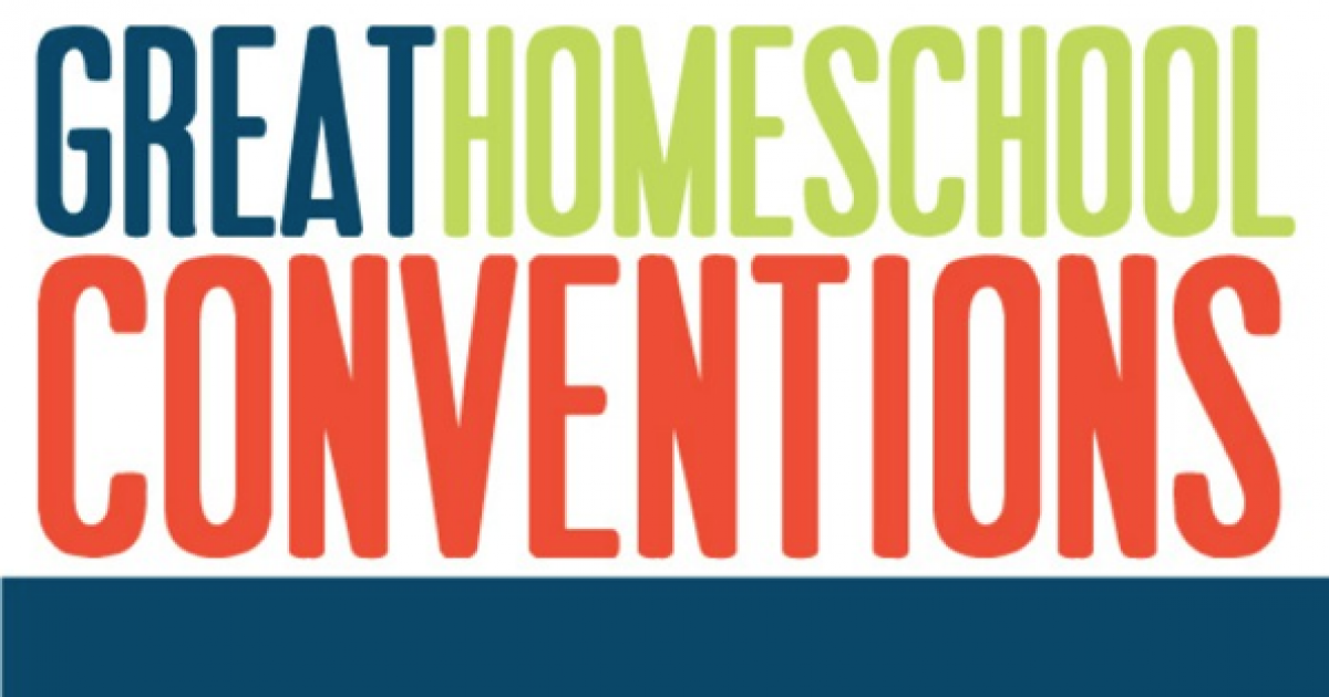 The Great Homeschool Convention in South Carolina begins tomorrow