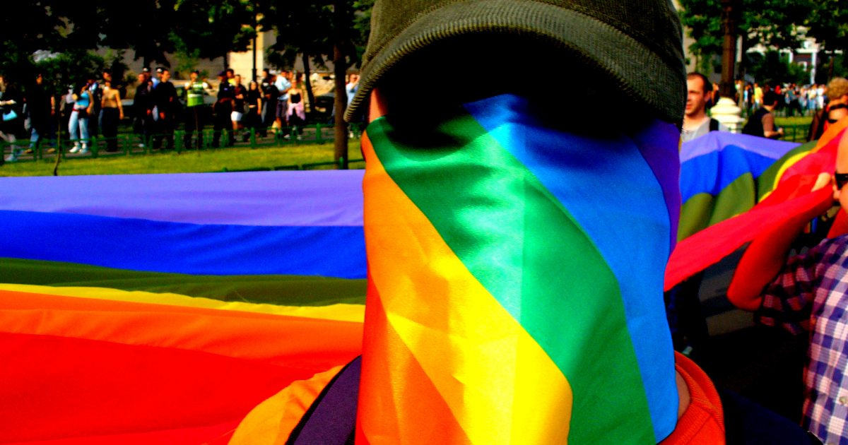 Hey gay rights militants: your fascism is showing