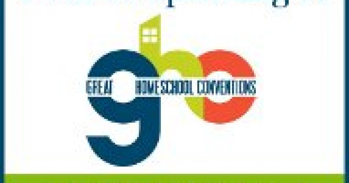 The Great Homeschool Convention is coming up in two weeks
