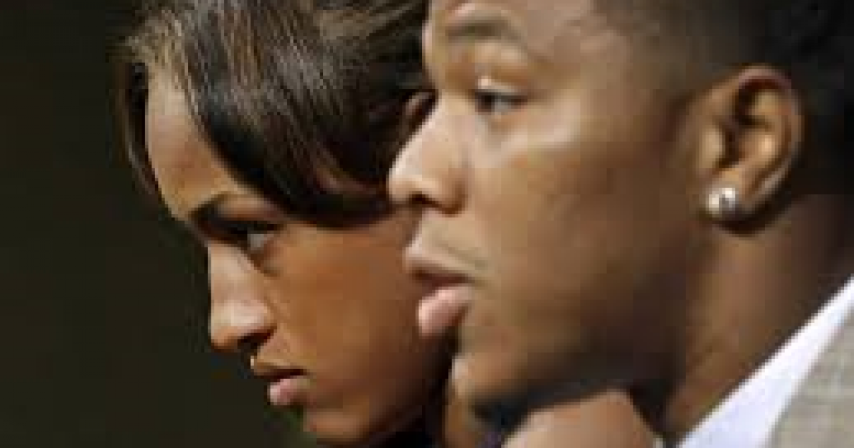 Why is everyone so mad at Ray Rice for punching his fiancee?
