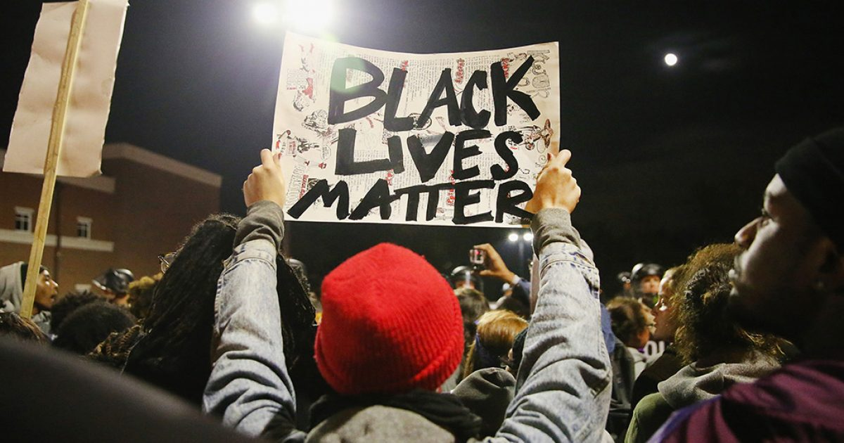 Black Lives Matter, So Let's Outlaw Abortion