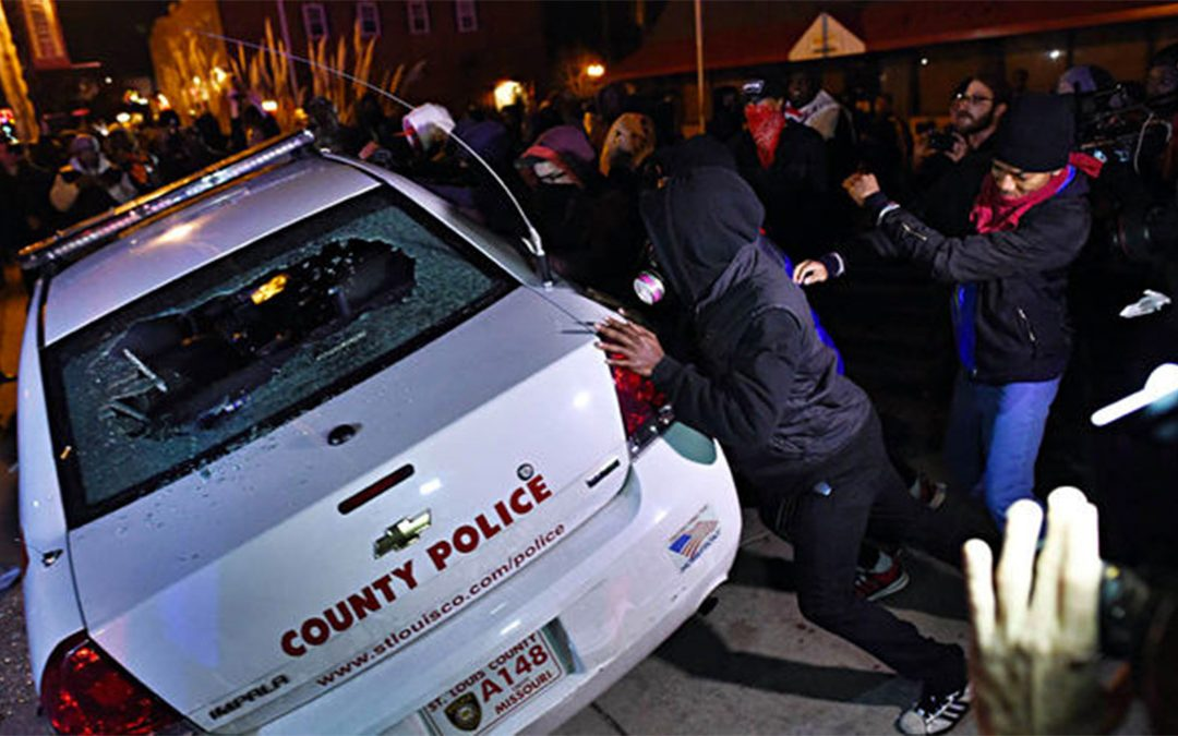 Hey Ferguson Protestors: Justice Was Done, But You Never Wanted Justice