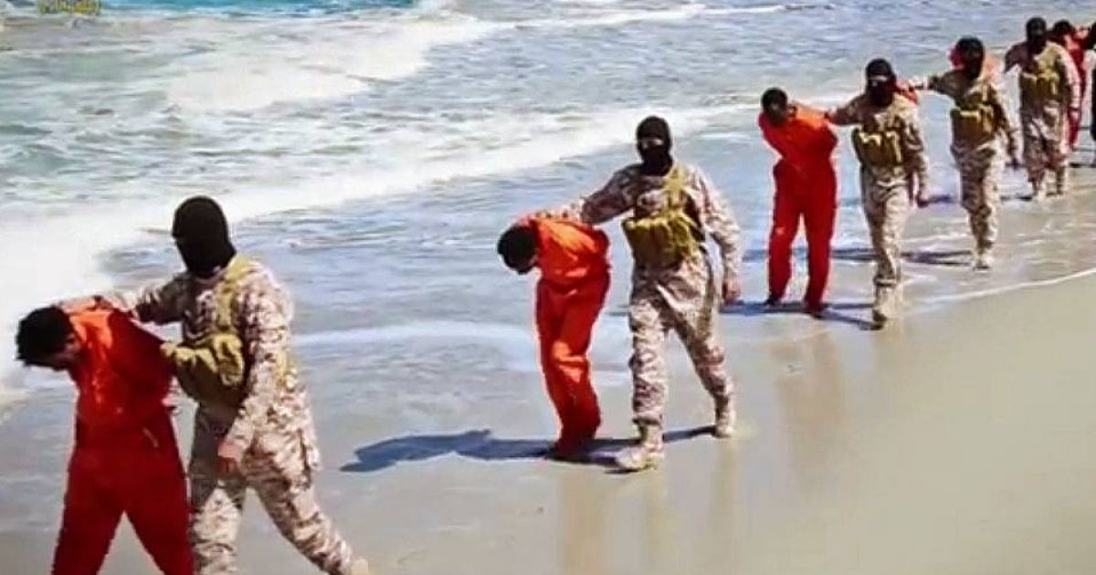 Here's what you can do about the persecution of Christians: stop being a coward