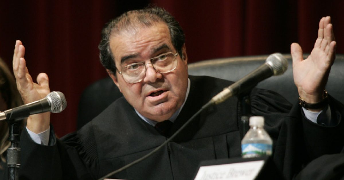 If Republicans Let Obama Pick Scalia's Replacement, I Will Leave The Party Forever