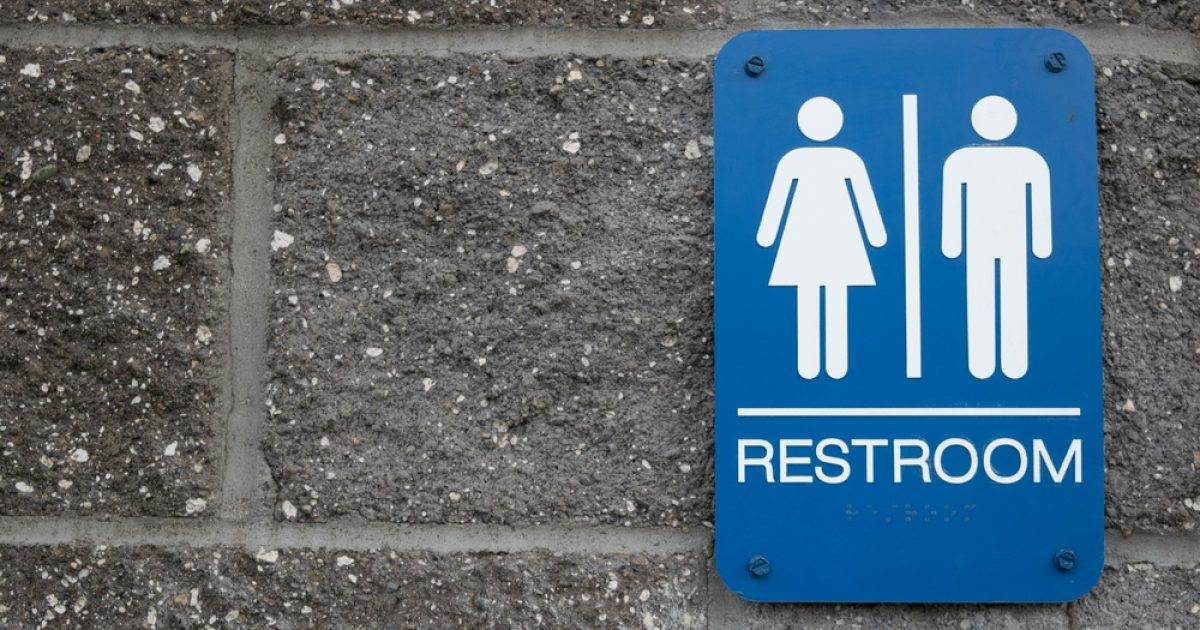Regardless Of The Law, I Can't Allow A Man To Enter A Bathroom With My Wife Or Daughter