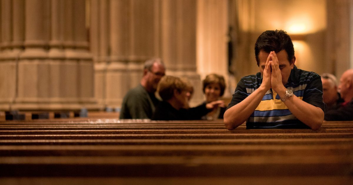 Attention Christians: You Cannot Adjust Your Faith To Make Room For Your Favorite Sin