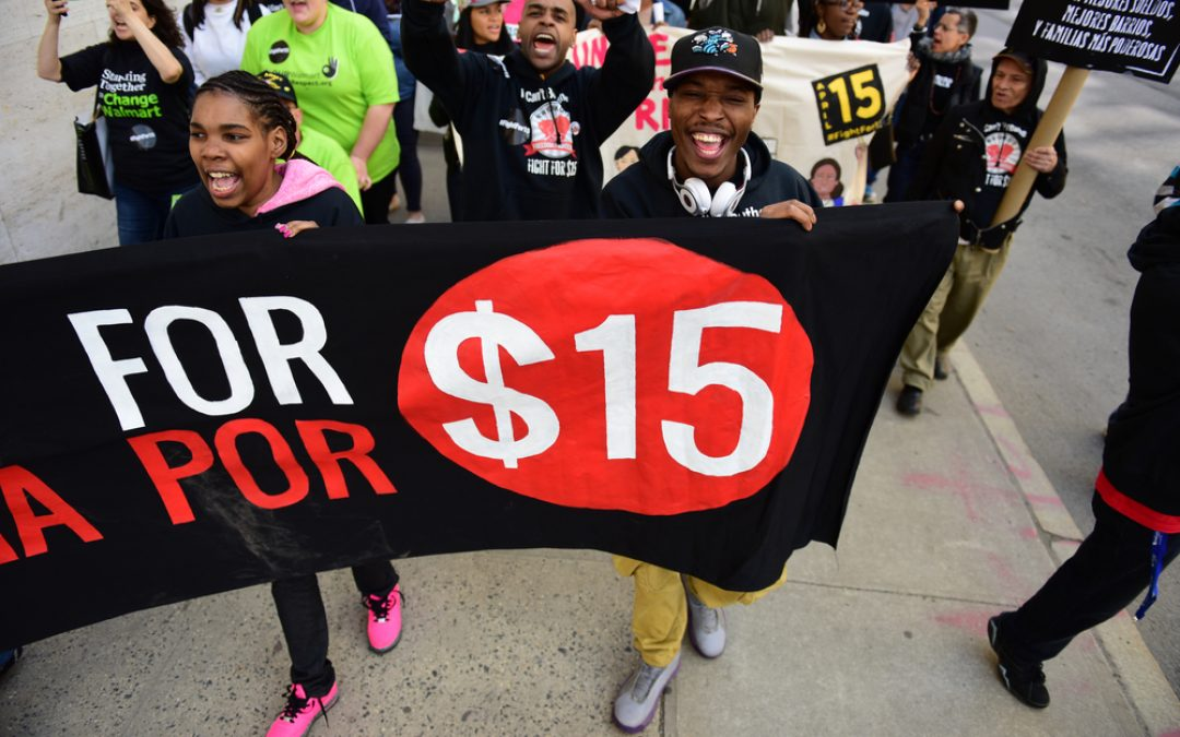 Fast Food Workers: If You Want More Money, Drop The Picket Sign And Do Your Job