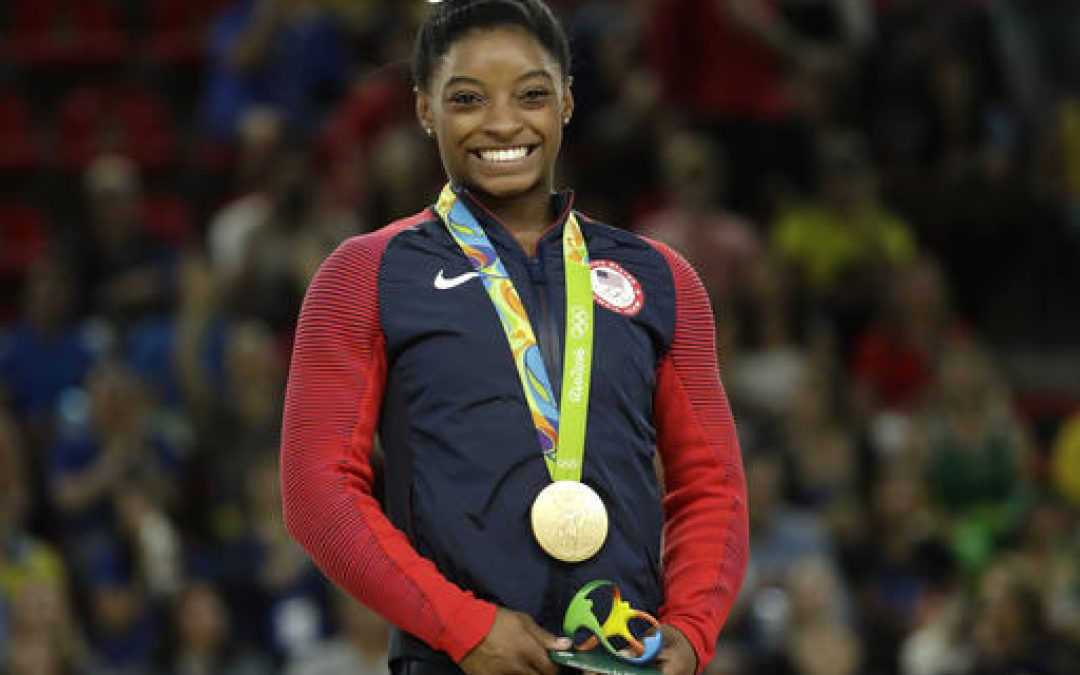 If Planned Parenthood Had Its Way, Simone Biles Would Be Dead