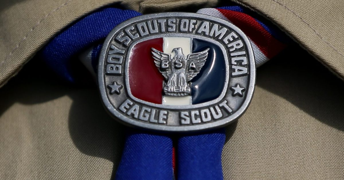 Goodbye, Boy Scouts of America. You Spineless Cowards.