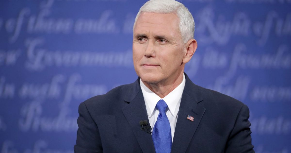 Matt Walsh: Newsflash to those attacking Mike Pence — all healthy marriages have boundaries