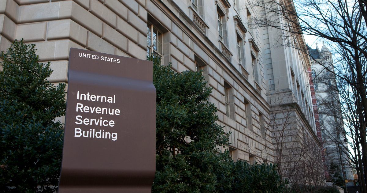 If You're Angry About Getting A Tax Cut, Feel Free To Send The IRS A Personal Donation
